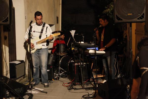 live @ Satriano, 30-7-2010