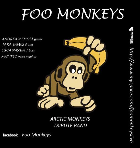 Foo Monkeys