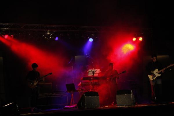 live @ Vaglio Basilicata, 6-8-2010