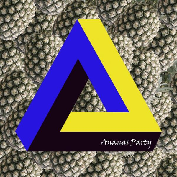 Logo Ananas Party