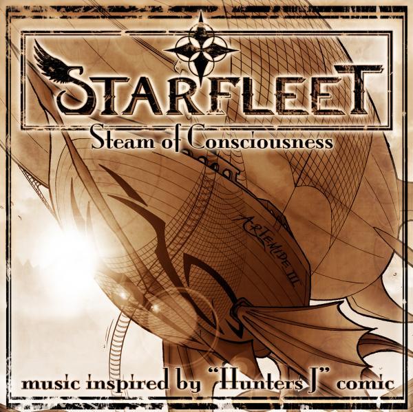 Steam Of Consciuosness Cover