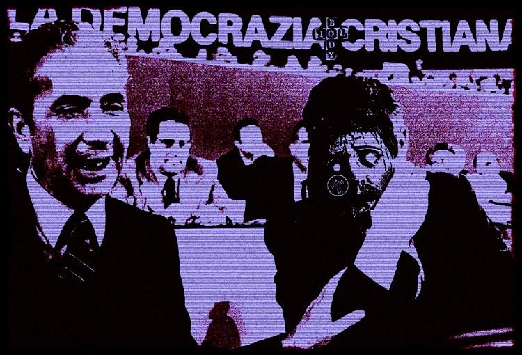 il Body Democrazia Cristiana
