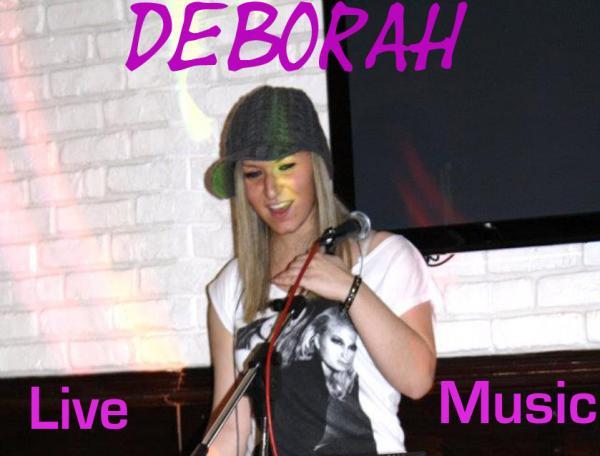 DEBORAH LIVE MUSIC