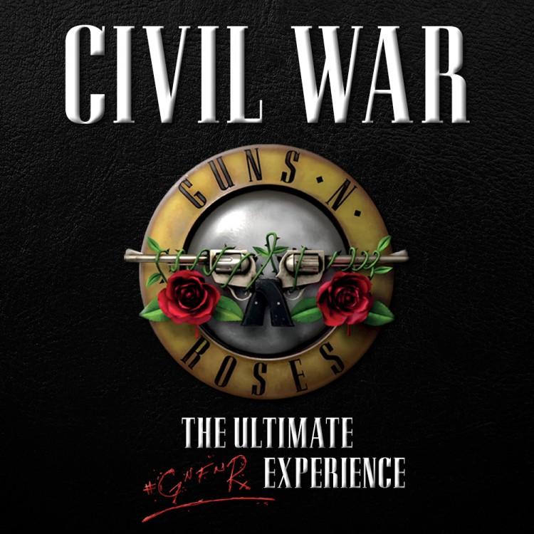 Civil War - GUNS N' ROSES Tribute