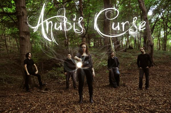 Logo Anubi's Curse