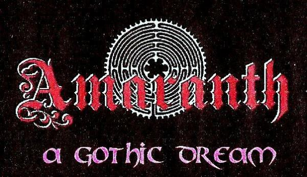 Amaranth a gothic dream