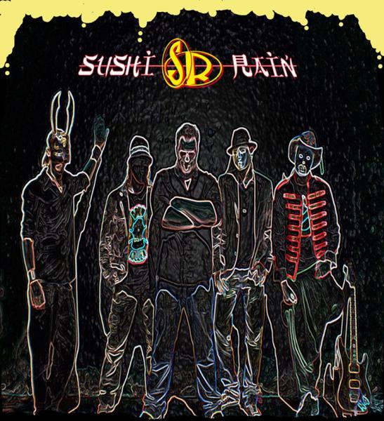Sushi Rain