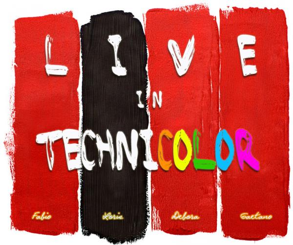 Live in Technicolor Coldplay Tribute Band Lazio Roma Frosinone Latina