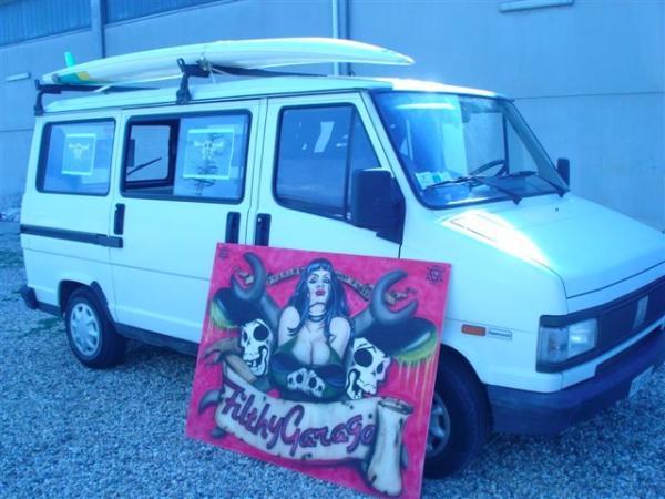 Filthy Wagon